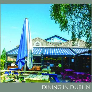 The 12th Lock Boutique Hotel Dining In Dublin Magazine