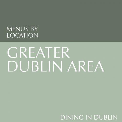 GREATER DUBLIN AREA