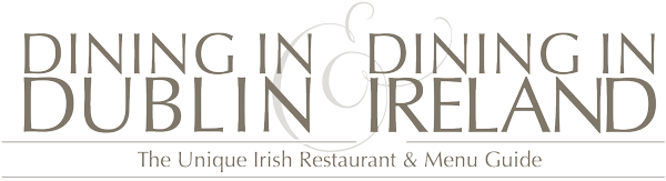 Dining in Dublin Magazine Logo
