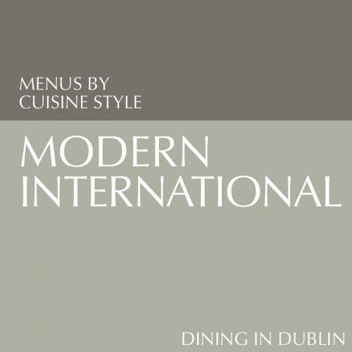 Modern International