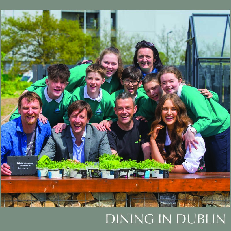 47bda03bc6fe6 Irish Secondary Schools 'Rocketing' to success as winners of Ireland's  Young Food Entrepreneur competition are announced