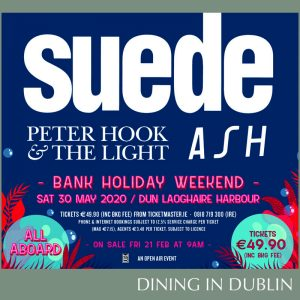All Aboard Suede, Peter Hook & The Light & Ash